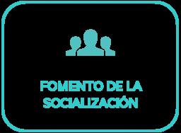 Servicio de fomento de la socializacon